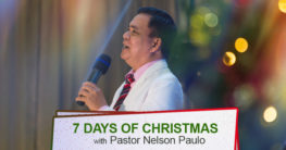 7 Days of Christmas Pastor Nelson Paolo