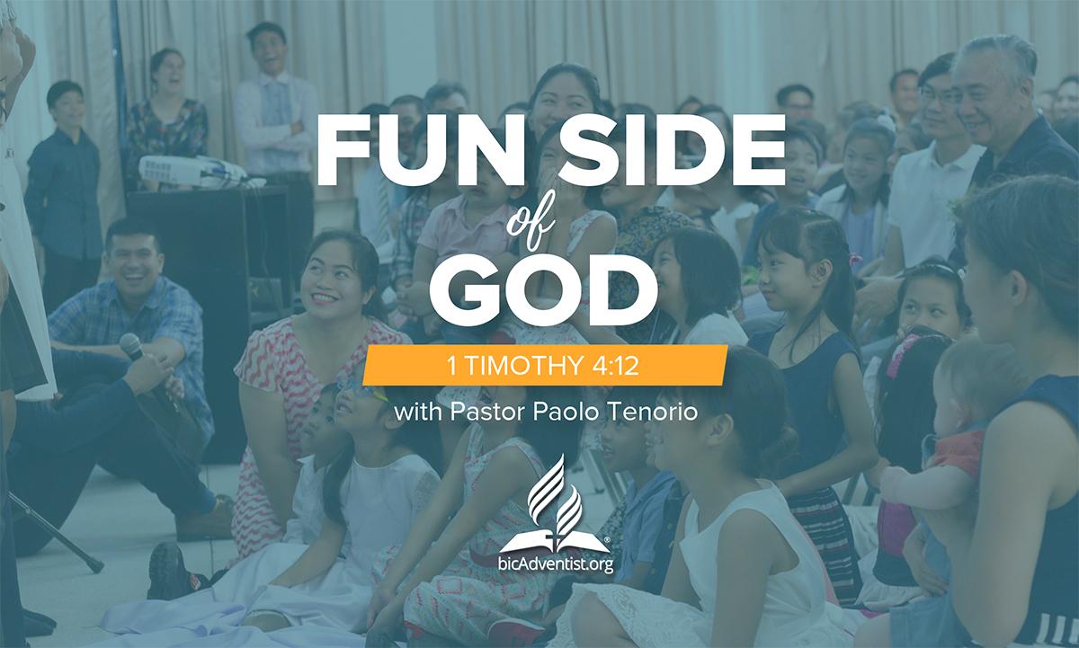 The fun side of God — Bangkok International Church of Seventh-day